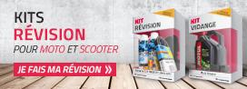 kits révisions moto et scooter